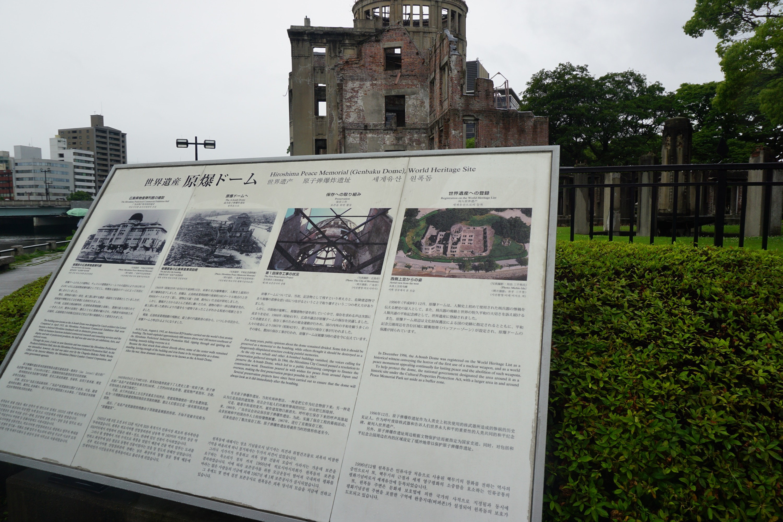 Atomic Bomb Dome - Miyajima Island & Hiroshima Itinerary