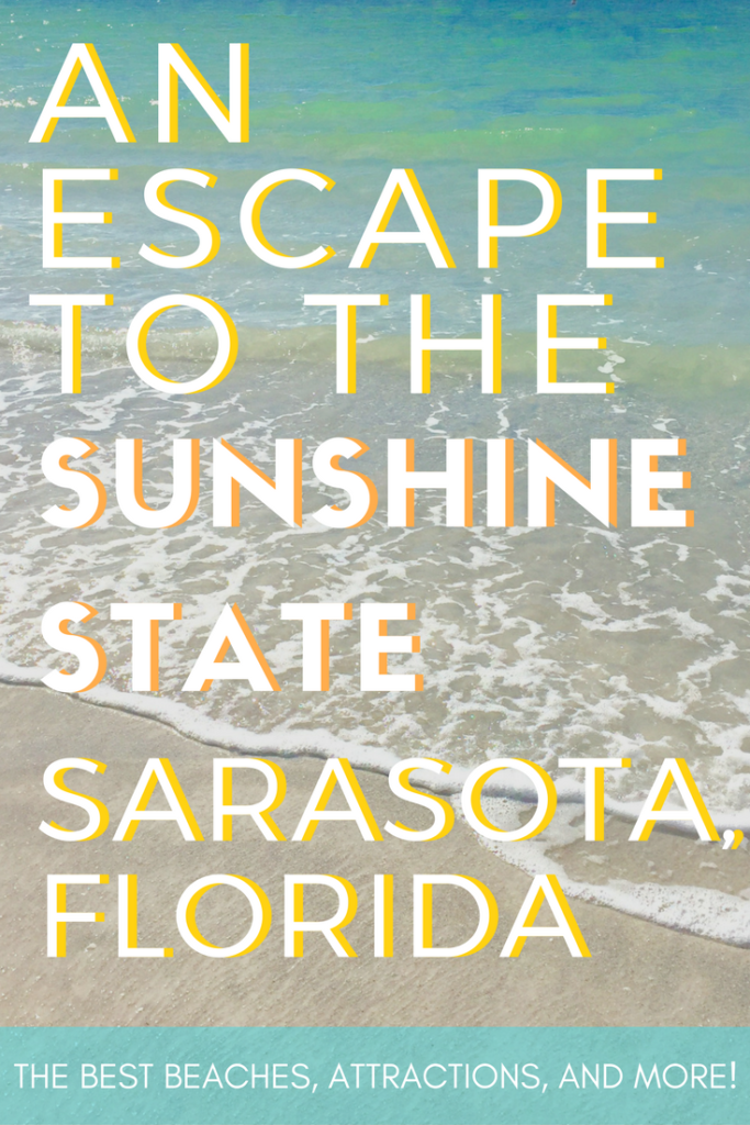 Be prepared to explore Sarasota, Florida. One of the hidden gems in the Sunshine State! www.pagesoftravel.org