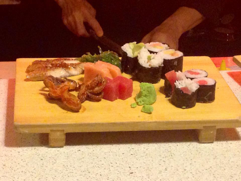 Sushi at Soy - Sandals Ochi Beach Club