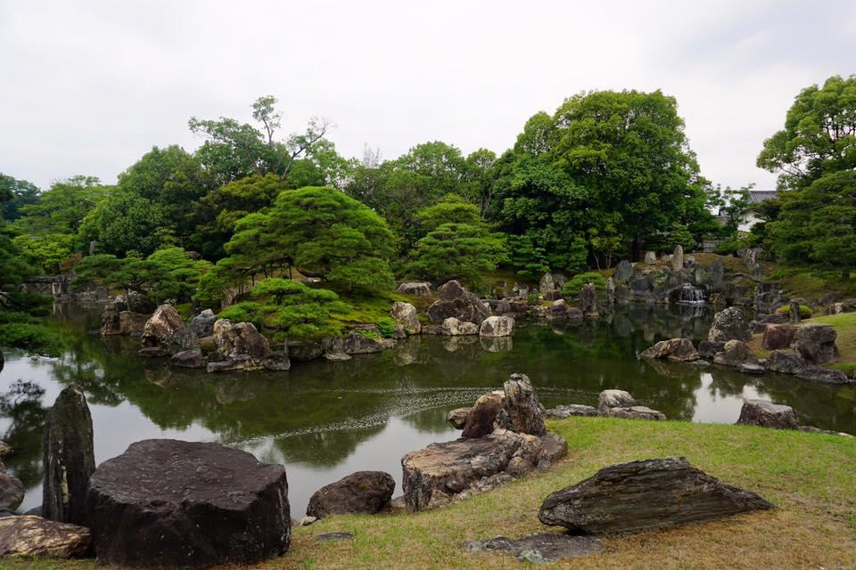 Tenryuji Temple Garden in Kyoto