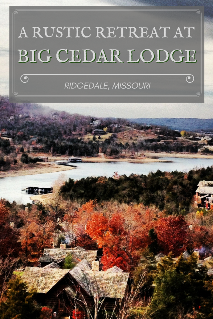 Plan your visit to the rustic, romantic and family-friendly Big Cedar Lodge, Dogwood Canyon, and more!