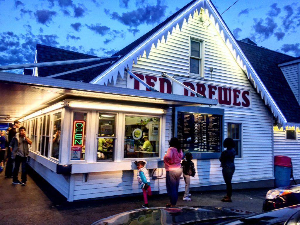 Ted Drewes - St Louis, Missouri