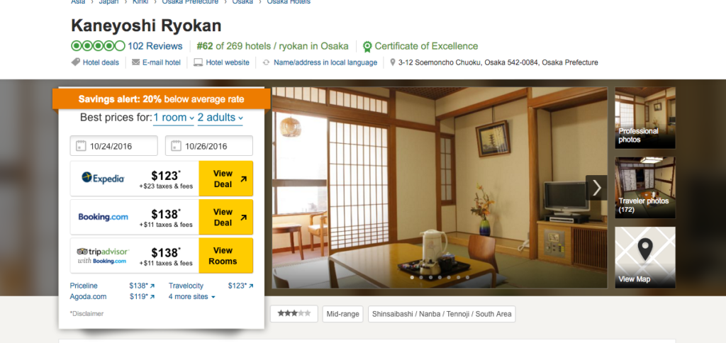 The Most Useful Websites for Trip Planning: TripAdvisor