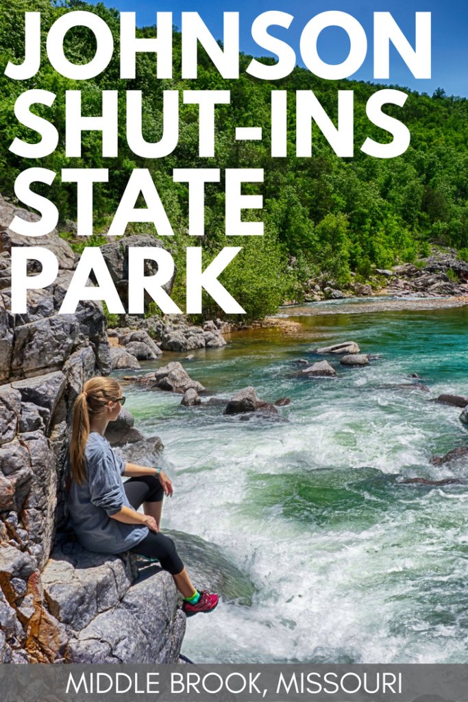 Be amazed by the beauty at Missouri's Johnson Shut-Ins State Park. It's the perfect midwest getaway for camping, hiking, swimming and more! www.pagesoftravel.org