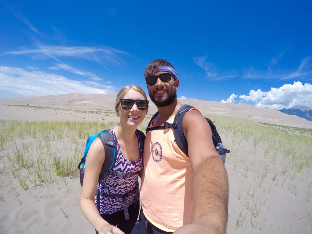 Visiting Great Sand Dunes National Park in Colorado