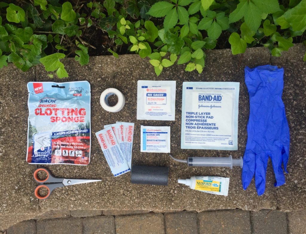 Items to Add to Your Camping First Aid Kit for Treating & Cleaning Wounds