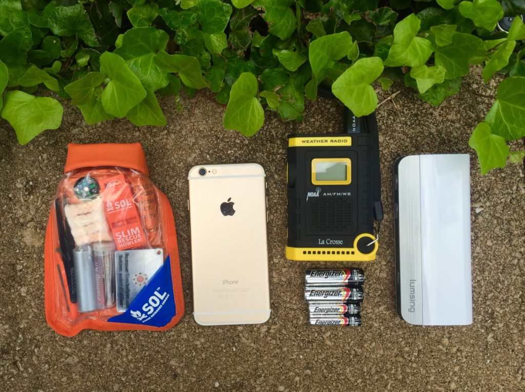 Essential Communication Items for Your Camping First Aid Kit