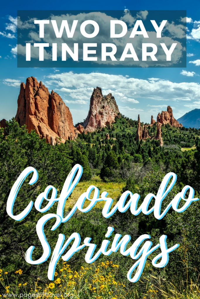 Here is the perfect two day itinerary for summer in Colorado Springs, Colorado. From outdoor hiking experiences, camping, and fun dining options, Colorado Springs has it all!