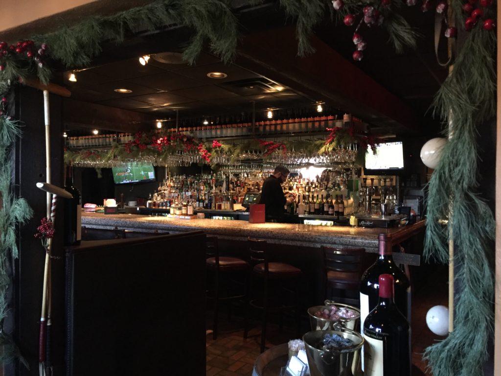 Bar at Polo Grill in Tulsa