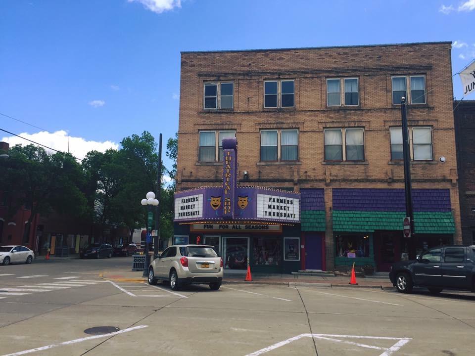 Historic Valley Junction in Des Moines, Iowa