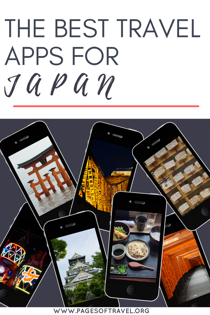 Looking for ways to make your trip to Japan easier? These are some of the best travel apps for Japan!