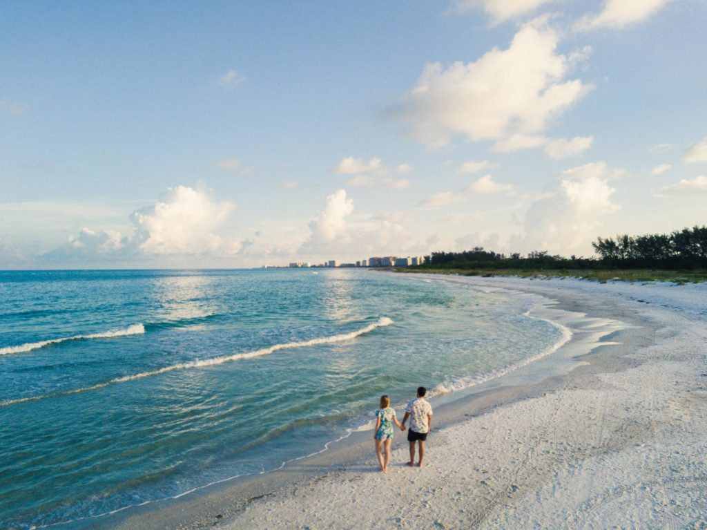 Drone   DJI Mavic   DJI   Sarasota   Florida   Beaches   Photography Equipment   View from the Sky - Pages of Travel