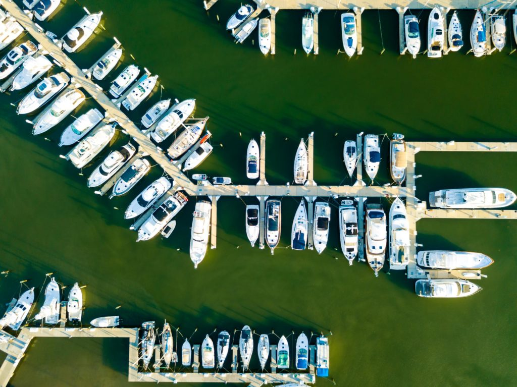 Drone | DJI Mavic | DJI | Sarasota | Florida | Yacht | Photography Equipment | View from the Sky - Pages of Travel
