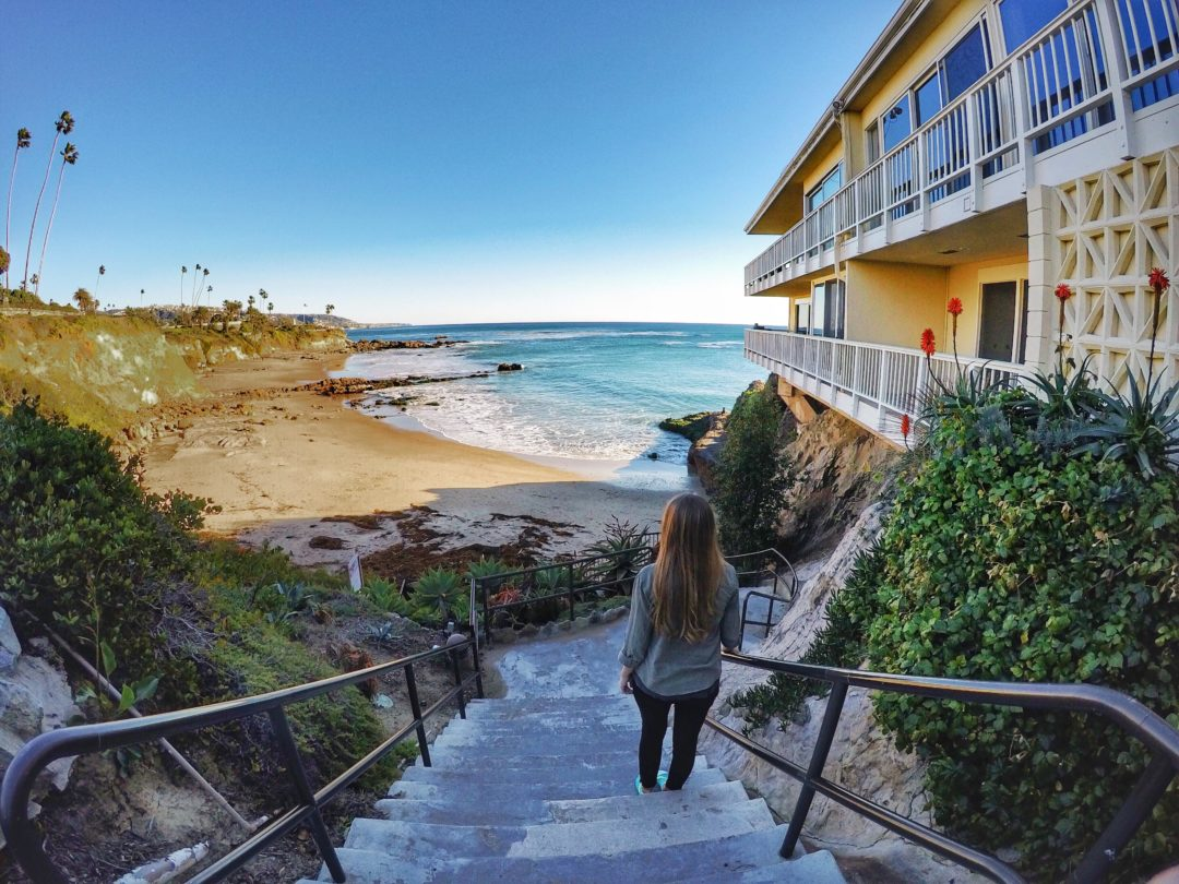Iconic Tourist Spots In Laguna Beach California Pages