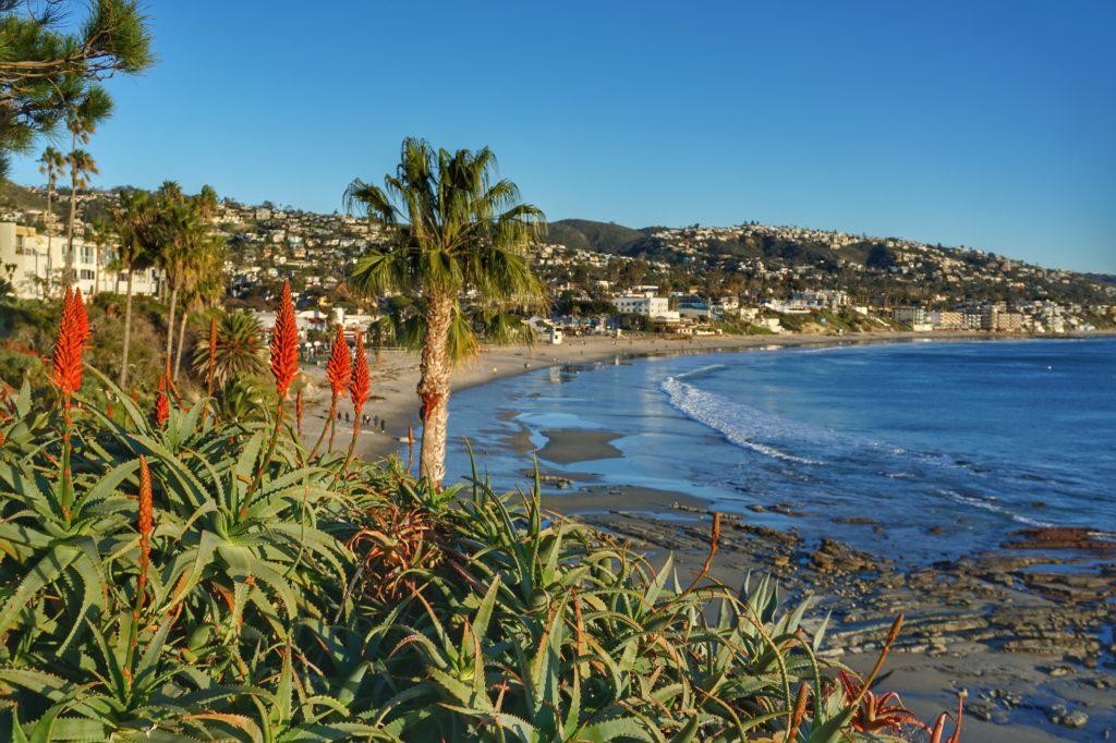 Main Beach - tourist spots in Laguna Beach