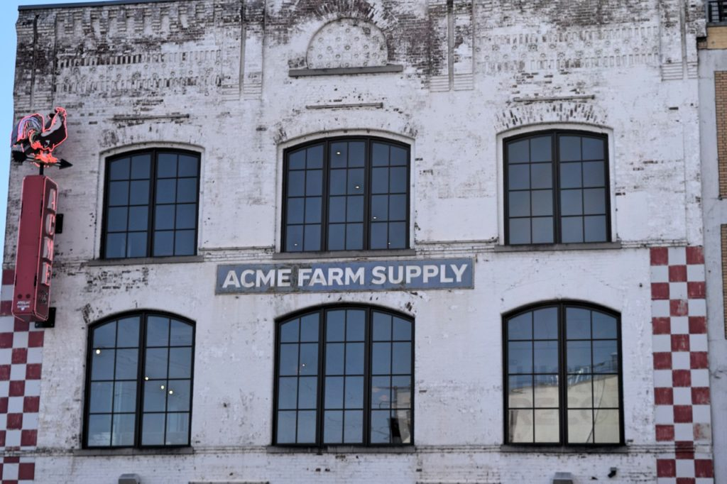 ACME Feed and Supply - downtown Nashville attractions