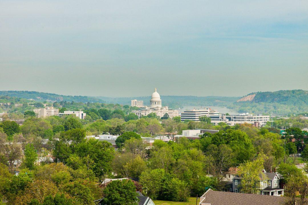 Little Rock State Capitol Building - Little Rock, Arkansas   Things to do in Little Rock