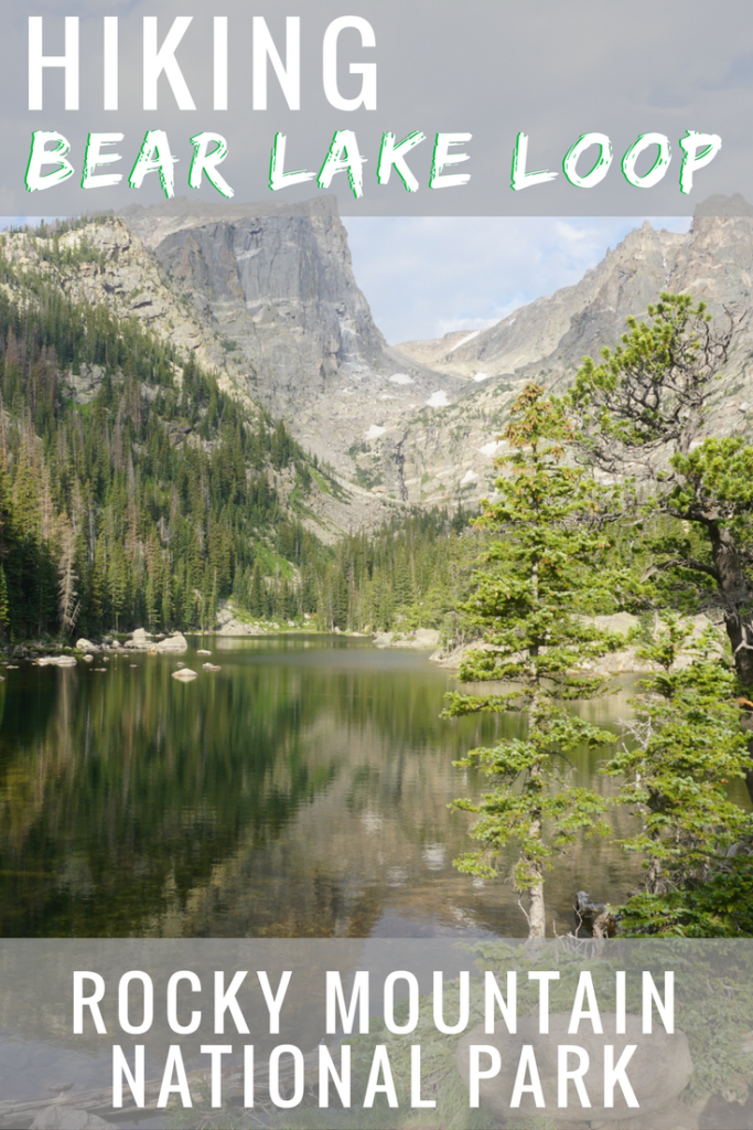 With hiking trails like Bear Lake Loop, it's easy to see why Rocky Mountain National Park is one of the most popular destinations in the United States