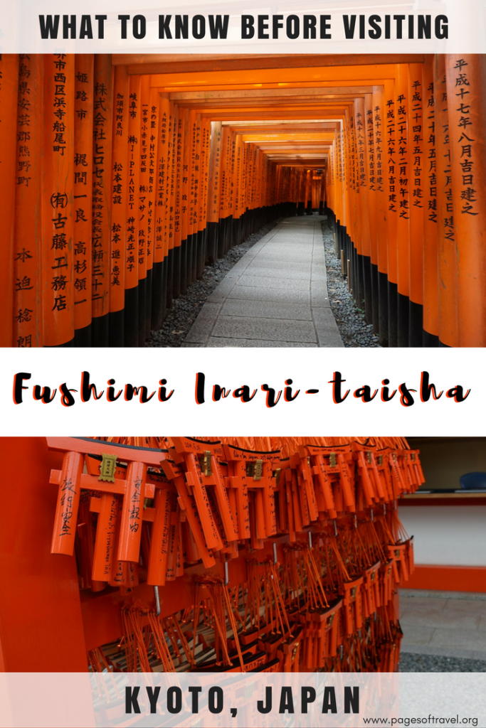When thinking about Kyoto, visiting Fushimi Inari is one of the top things to do and it's easy to see why. The beauty and ambiance of this shrine span over a breathtaking 10,000 orange gates that envelope a path that winds up the Inari mountain.