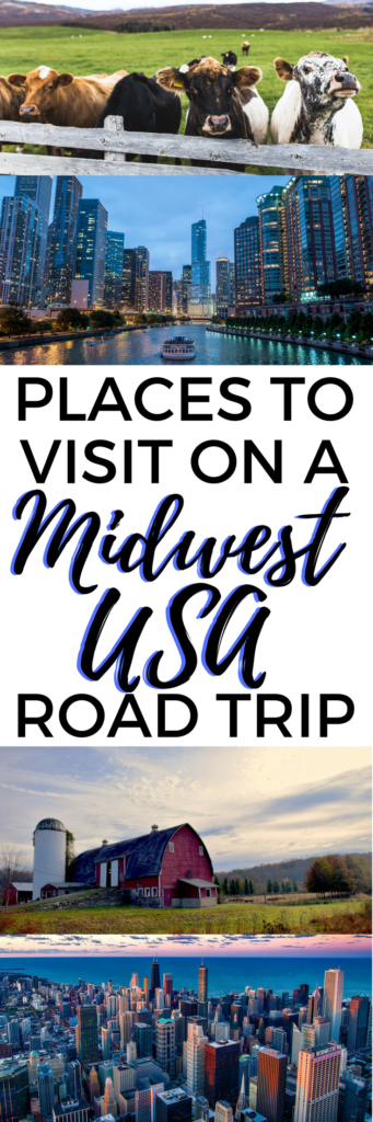 Are you looking for budget-friendly Midwest road trips to travel to this year? If so, then our guide to Midwest USA road trips for under $150 a day is a great place to start!