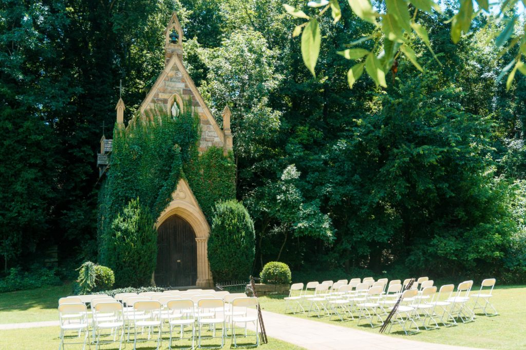 St. Catherine's at Bell Gable in Fayetteville, Arkansas