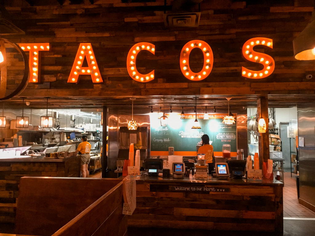 Tacos for Life restaurant in Arkansas