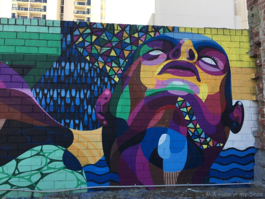 Coolest street art in Perth, Australia