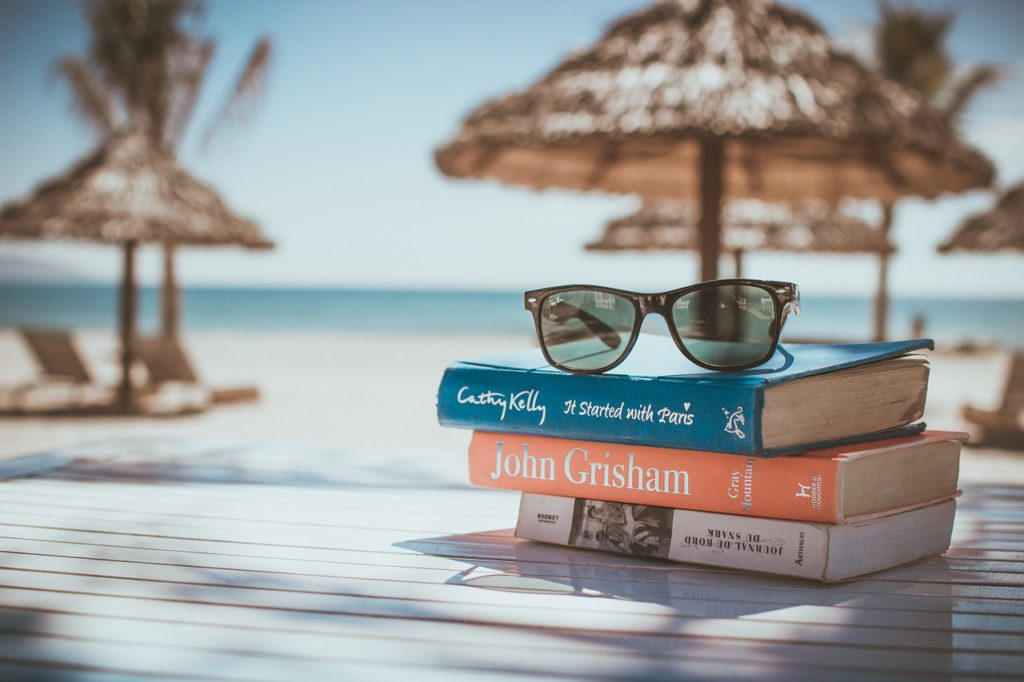 Books to read on the beach
