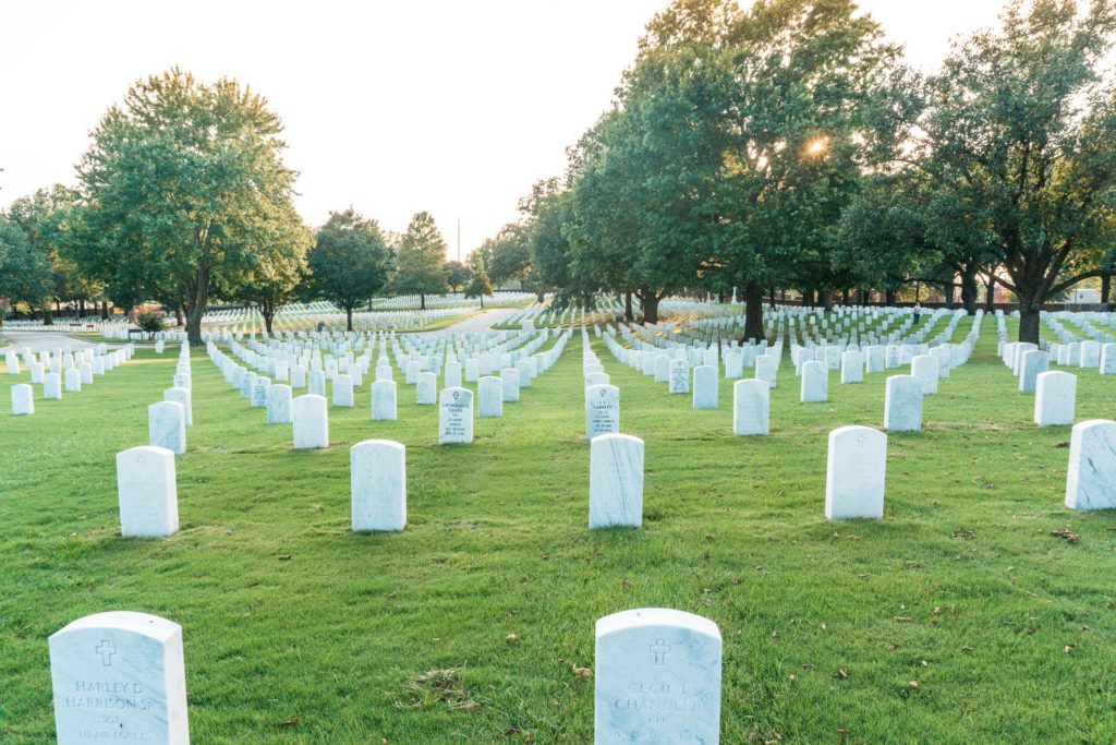 Fort Smith National Cemetery - Fort Smith, Arkansas