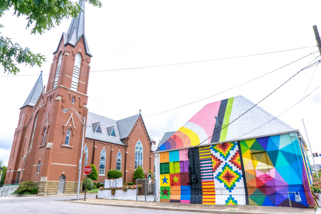 The Unexpected Murals - Fort Smith, Arkansas