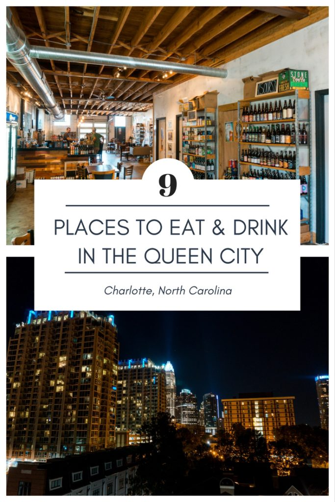 The Queen City of Charlotte, North Carolina has quickly started booming as a modern metropolis that offers countless culinary destinations, craft breweries, outdoor experiences, and interesting museums, including the NASCAR Hall of Fame. Eat and drink your way around Charlotte by checking out these top spots! www.pagesoftravel.org