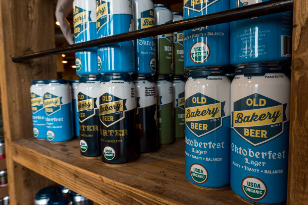Old Bakery Beer in Alton
