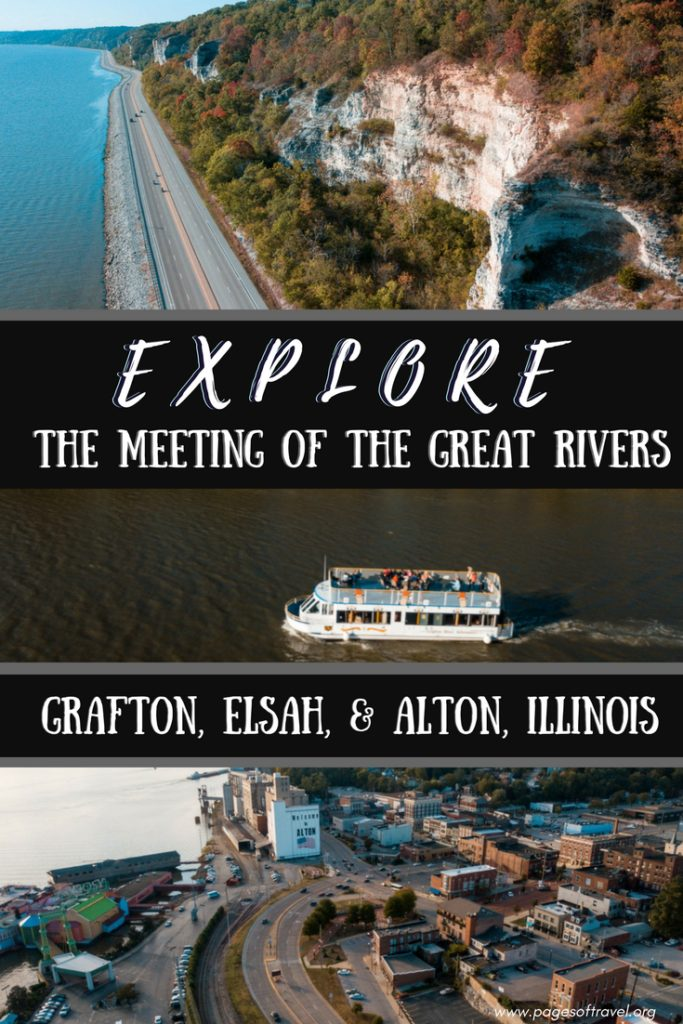 On the mighty Mississippi, you'll find an alluring group of small towns that will entrance you with their historical charm, excellent dining options, and thrilling activities. Drive along the Great River Road and see what adventures you can find in Grafton, Elsah, and Alton, Illinois.