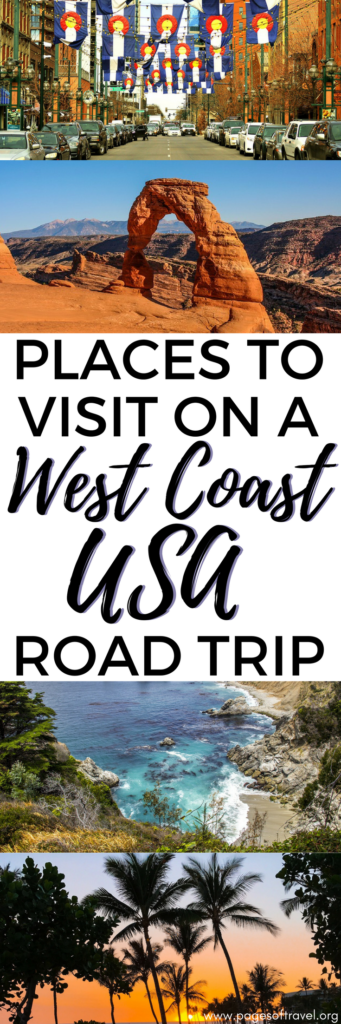 Start planning your west coast road trip with these budget-friendly travel destinations!