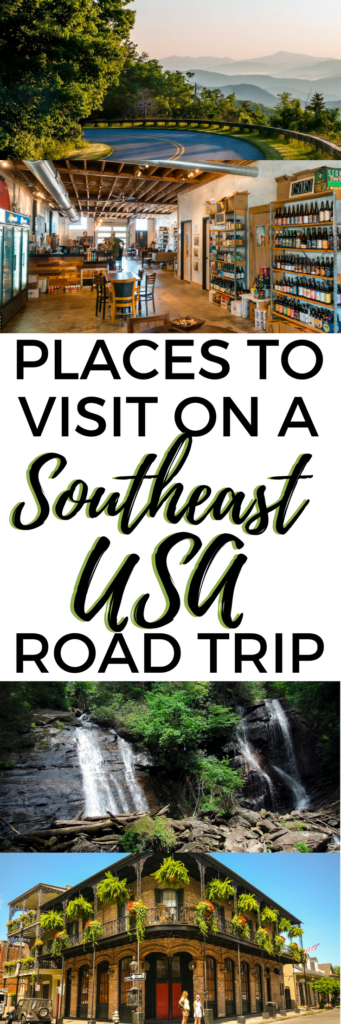 Planning a road trip to the Southeast USA soon? Let us show you some of the best beaches, traditional southern food spots, charming towns, and southern hospitality. Visit these budget-friendly spots on your Southeast USA road trip for $150 a day or less!