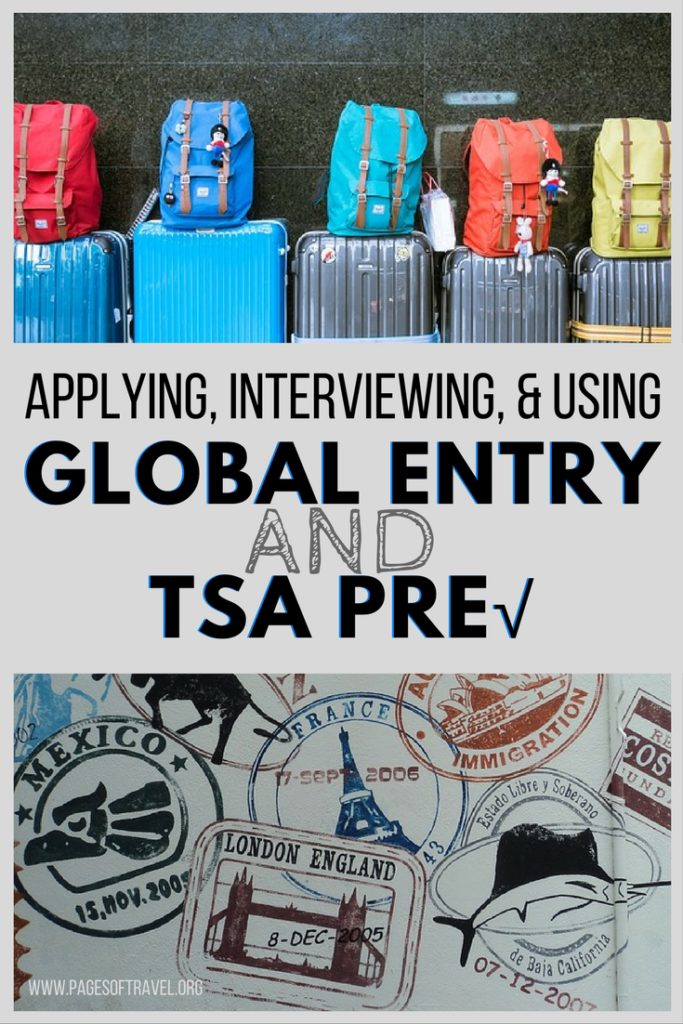 For the frequent flyer, having Global Entry will save tons of time while making your way through customs and security in many airports around the world. Learn how to apply, interview, and use your Global Entry pass and TSA Pre to travel hack around the world!