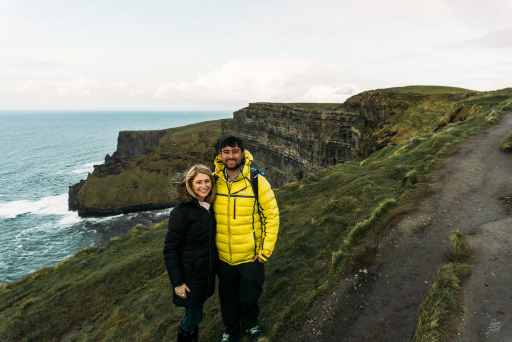 What To Wear on Cliffs of Moher Hike - Pages of Travel