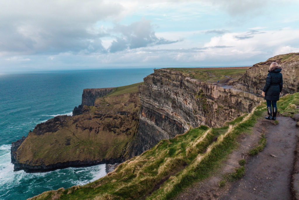 Cliffs of Moher Hike - Pages of Travel