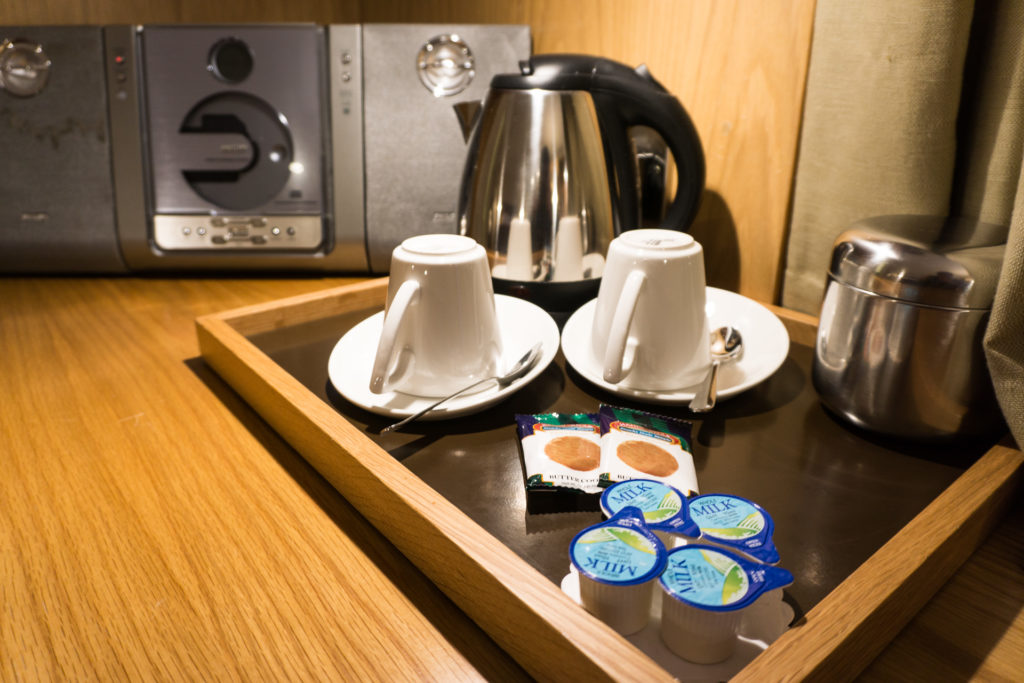 Room at The Croke Park Hotel - a day in Dublin