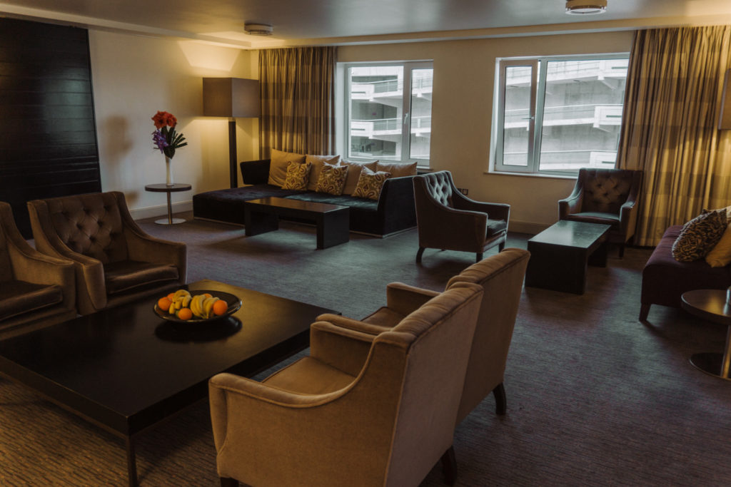 The Executive Lounge at Croke Park Hotel