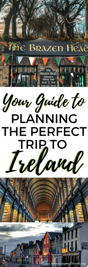 Planning a trip to Ireland soon? This comprehensive guide will help you know everything there is to know about renting a car in Ireland, driving in Ireland, hotels in Ireland, dining in Ireland, and many other Ireland planning tips!