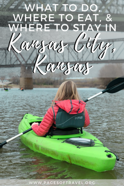 If you are looking for a Midwest USA destination that is full of adventure, tasty dining options, outdoor activities and excellent shopping, Kansas City, Kansas is the perfect location. Here are just a few fun things to do in Kansas City for adults and families to enjoy this weekend! #KansasCity #Kansas #Midwest #USA #UnitedStates #RoadTrip #PagesofTravel