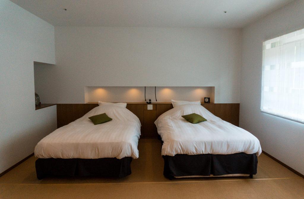 Comfort Twin Room at Nishimuraya Hotel Shogetsutei - Kinosaki Onsen ryokan