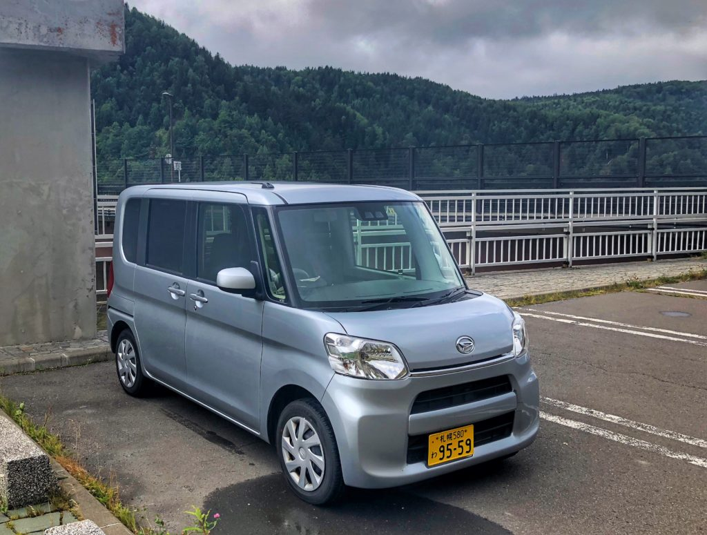 Japan Road Trip - Kei Car