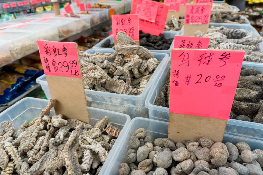 Chinatown Herbal Medicines in San Francisco