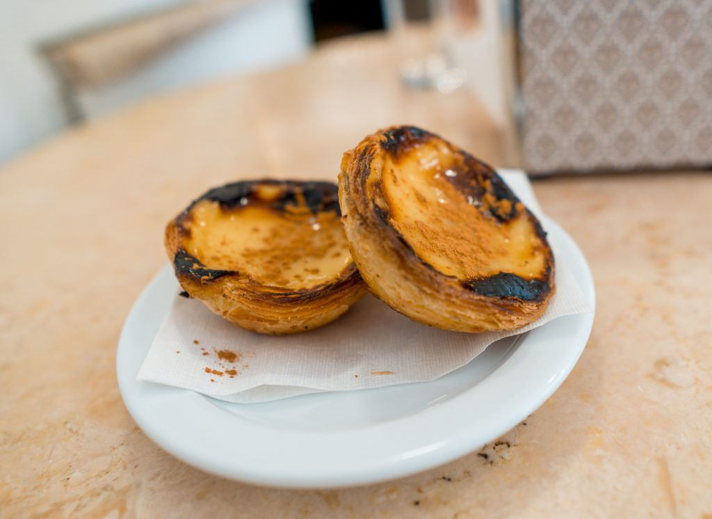 Pastel de Nata from Aloma in Lisbon