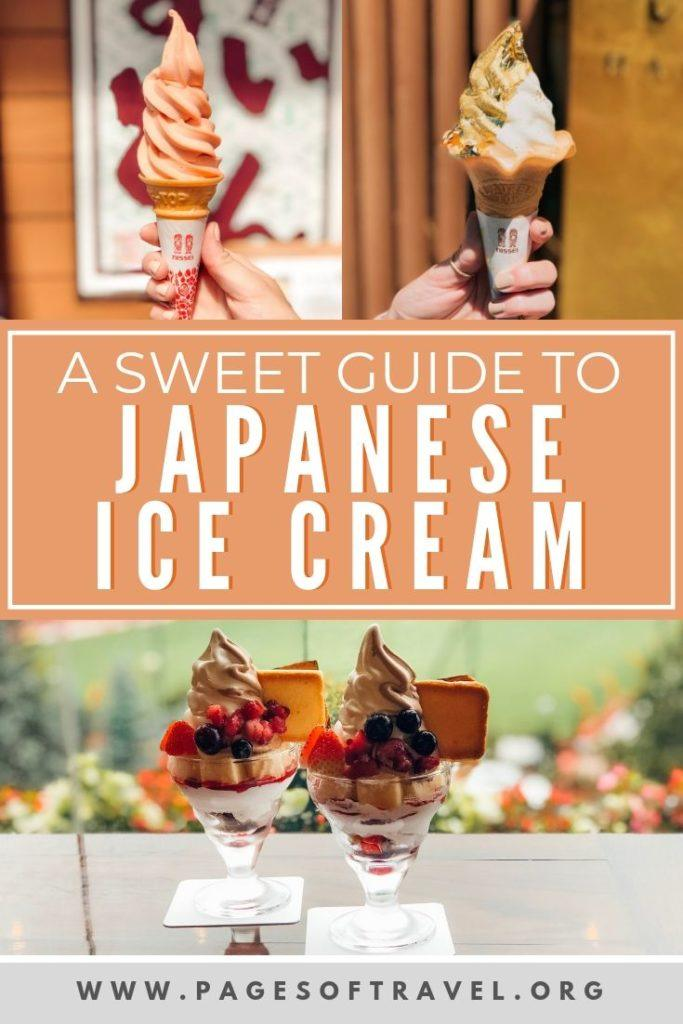 Japanese ice cream is out of this world delicious! This guide will show you the places to find the most unique ice cream flavors in Japan.