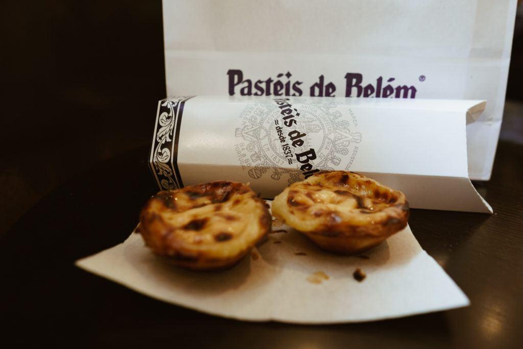 Pastéis de Belém - Lisbon, Portgual