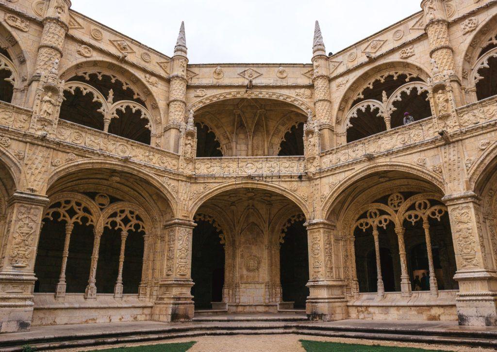 Mosteiro dos Jerónimos - Lisbon, Portugal