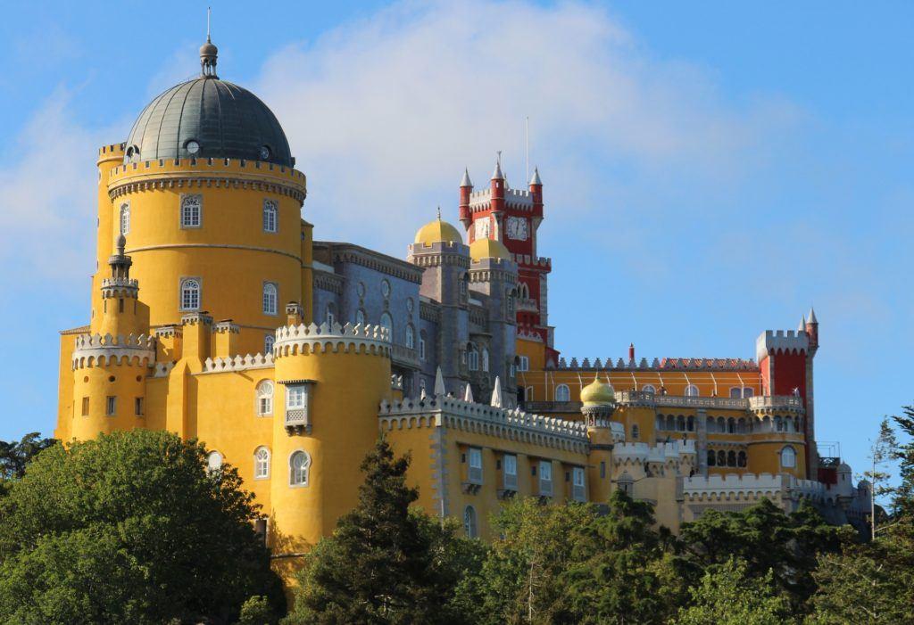 Pena Palace - Sintra, Portugal
